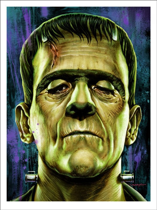 Frankenstein   Edmiston Jason Edmiston poster