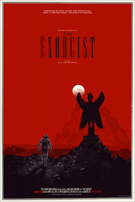 The Exorcist Phantom City Creative poster