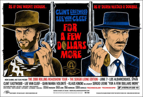 For A Few Dollars More Stainboy poster