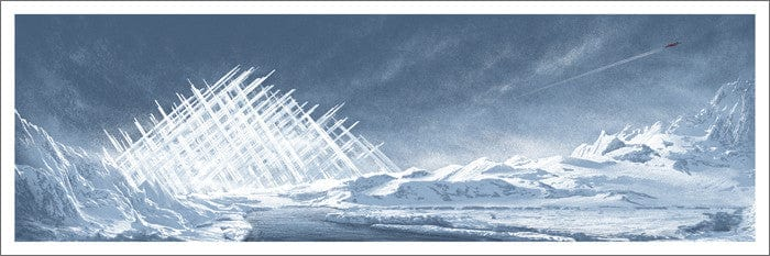 Fortress of Solitude JC Richard poster