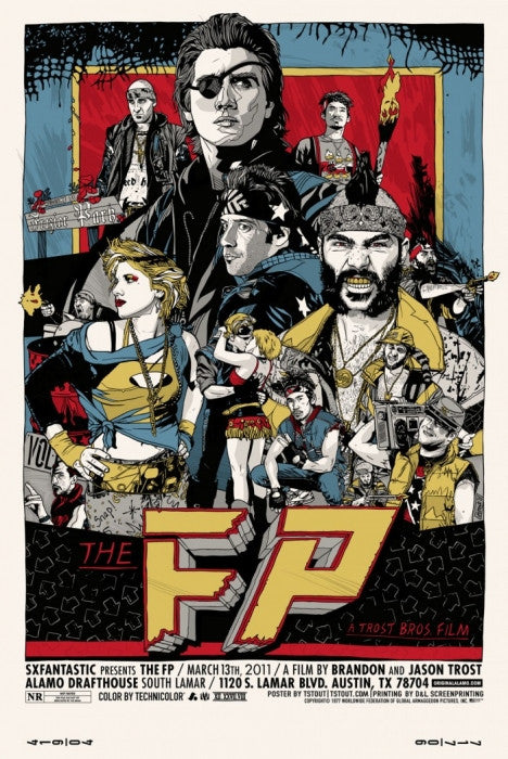 The FP Tyler Stout poster