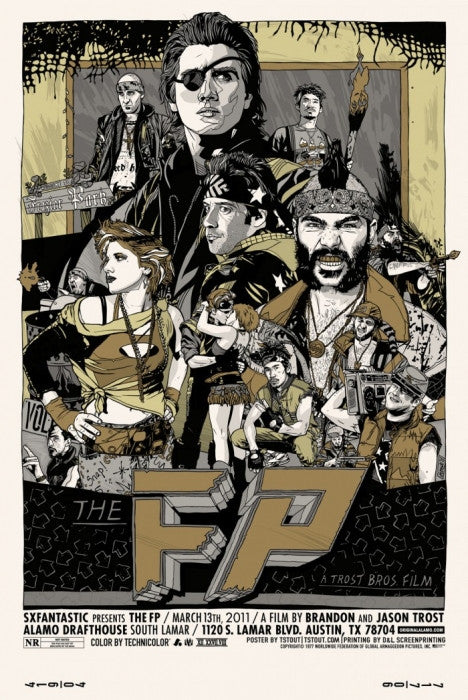 The FP  Variant Tyler Stout poster