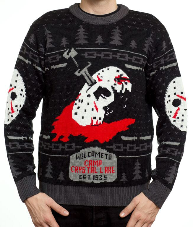 Friday the 13th Knit Sweater – Mondo