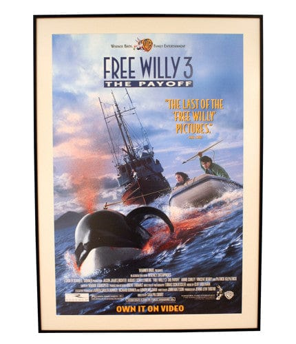Free Willy 3 Robert Brandenburg OG