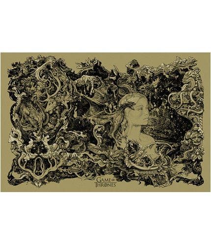 Dany Green Colorway Vania Zouravliov poster