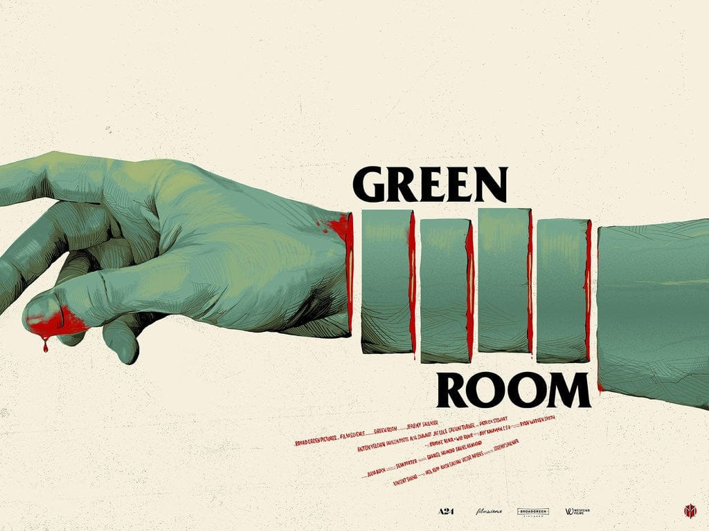 Green Room by Oliver Barrett – Mondo