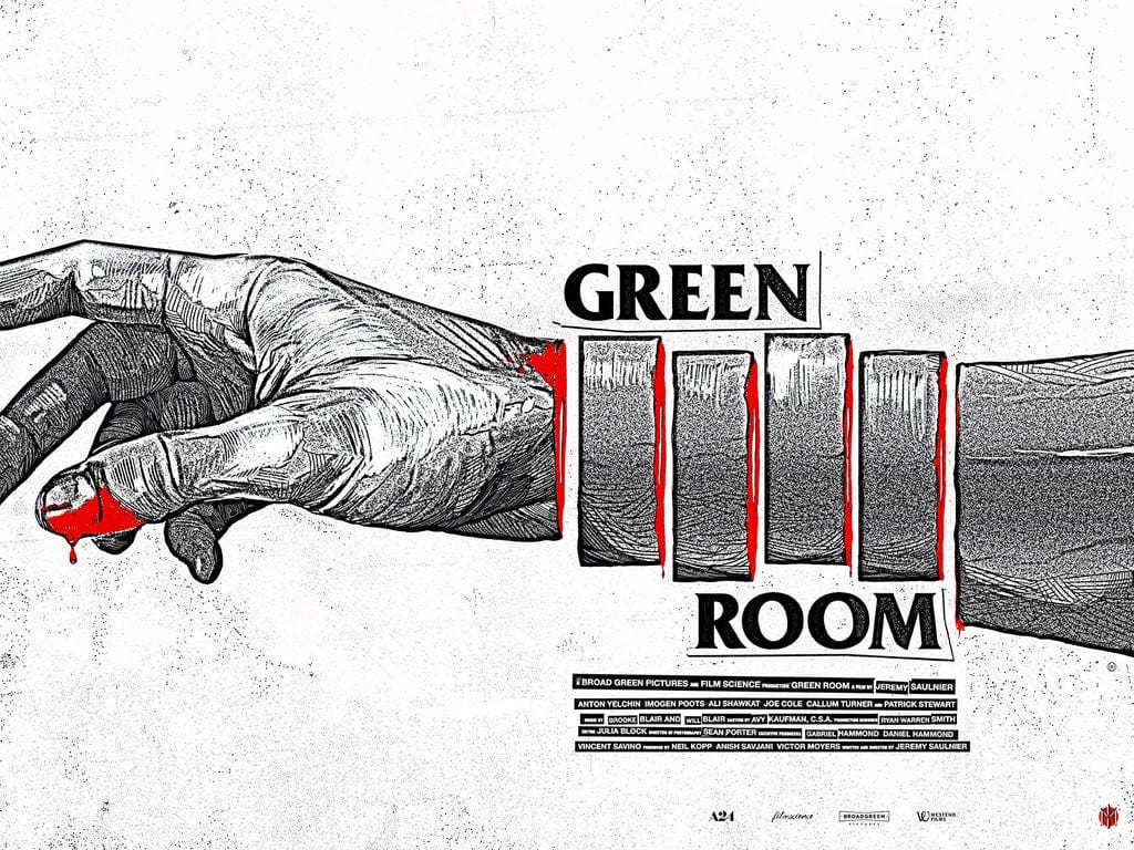 Green Room (Flyer Variant)