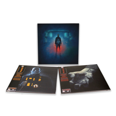 Halloween 4 and 5 Soundtracks + Free Collectors Box