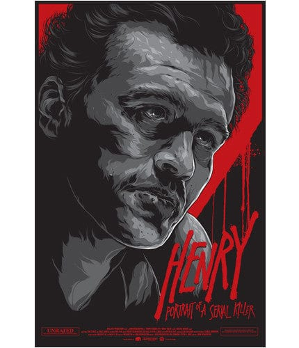 Henry Portrait of a Serial Killer Ken Taylor poster
