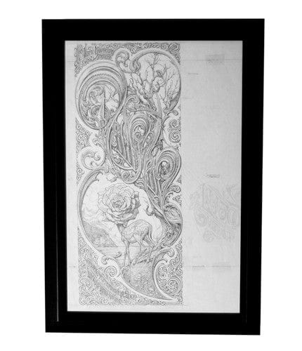 Dead Man Pencil Aaron Horkey OG