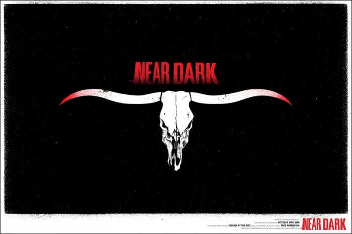 Near Dark The Heads Of State poster