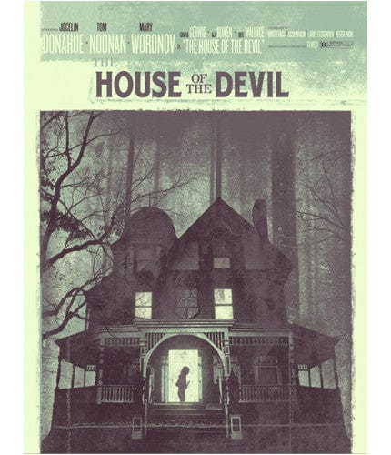 House Of The Devil The Silent Giants poster