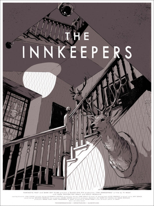 The Innkeepers Ghostco poster
