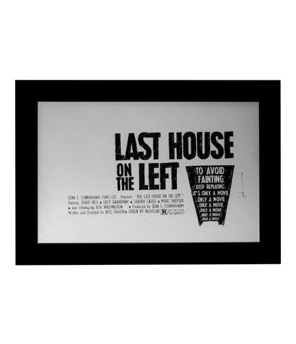The Last House on the Left Title Treatment Jock OG