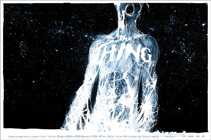 The Thing - Variant-Jock-poster