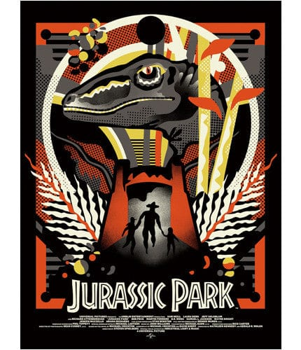 Jurassic Park We Buy Your Kids poster
