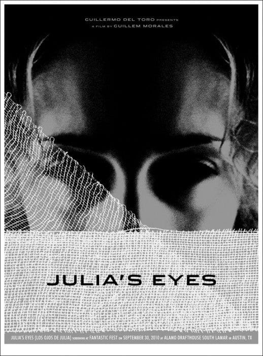 Julias Eyes Rob Jones poster
