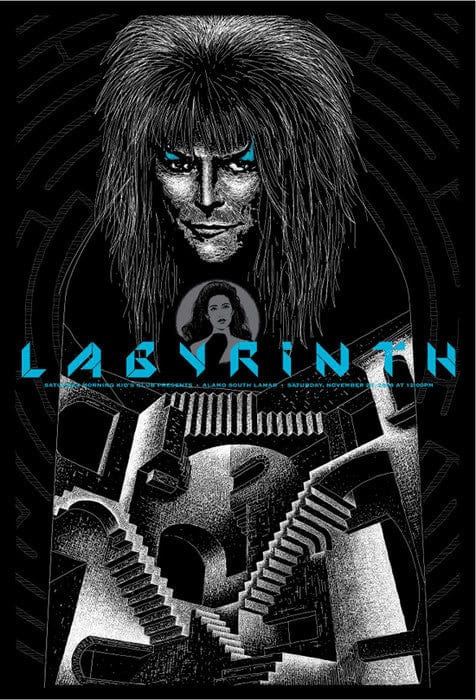 Labyrinth Todd Slater poster