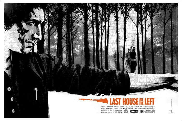 Last House on the Left Jock poster