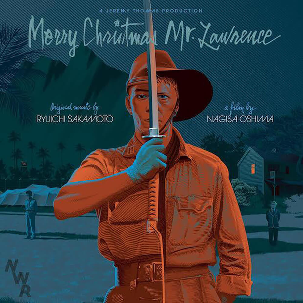 Merry Christmas Mr. Lawrence - Original Soundtrack LP