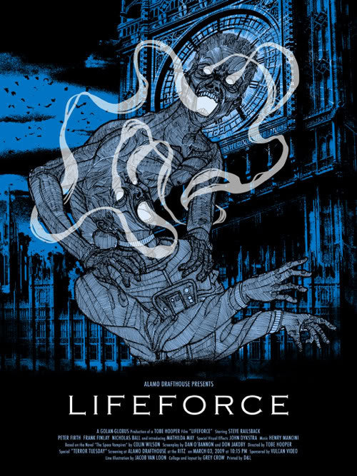 Lifeforce Jacob Van Loon poster