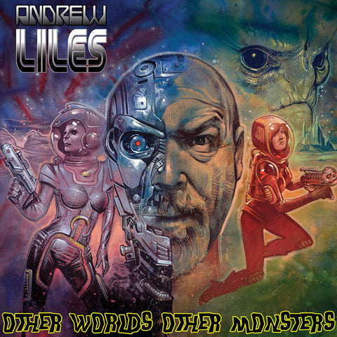 Other Worlds Other Monsters by Andrew Liles LP