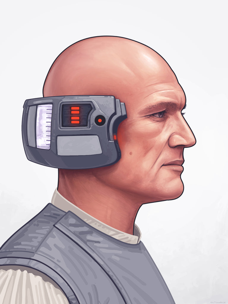 lobot by mike mitchell mondo