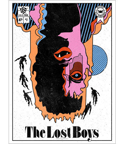 The Lost Boys We Buy Your Kids poster