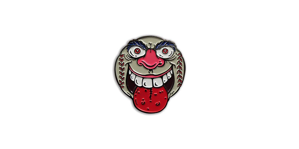 Screamin' Meemie Enamel Pin