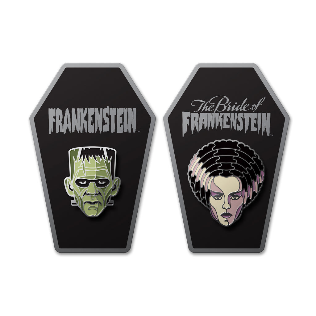 Universal Monsters: Enamel Pin Pack
