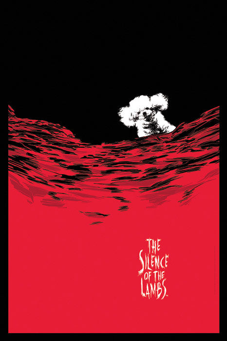 The Silence of the Lambs Precious Cesar Moreno poster