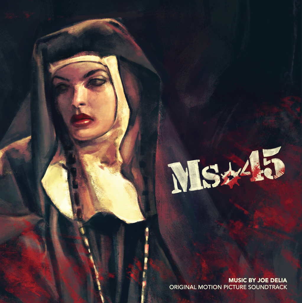 Ms. 45 Original Motion Picture Soundtrack LP