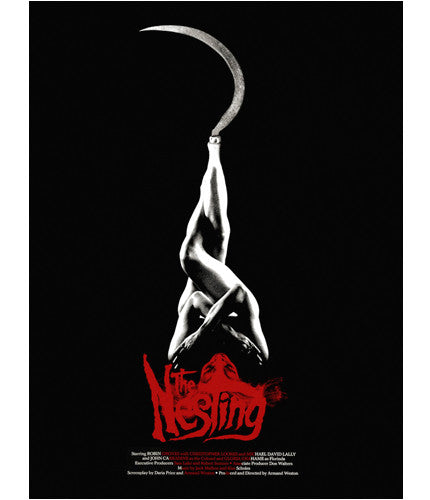 The Nesting Jay Shaw poster