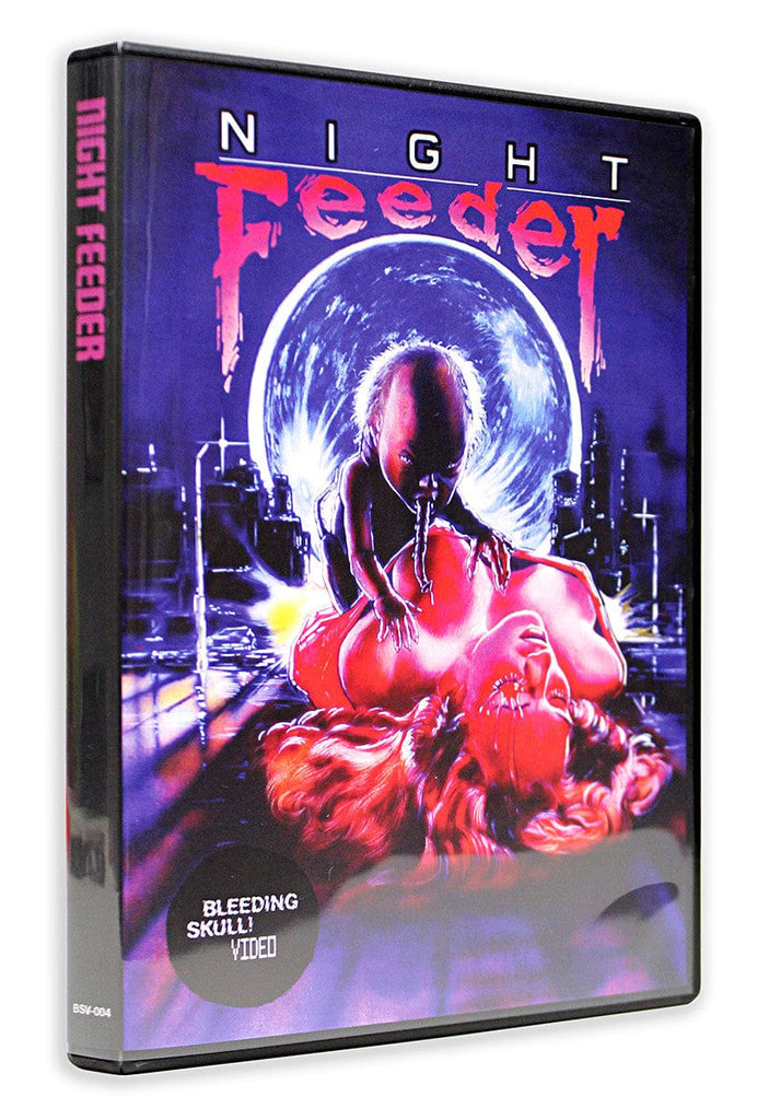 Night Feeder DVD