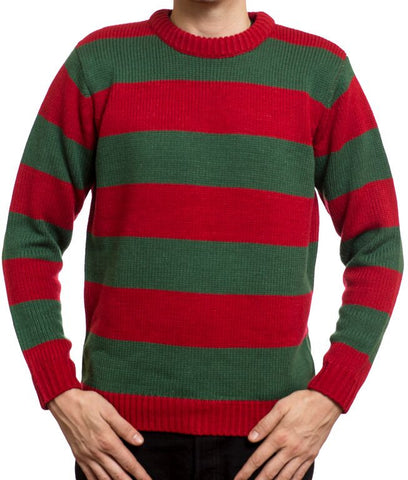 Nightmare on Elm Street Knit Sweater (Version 2)