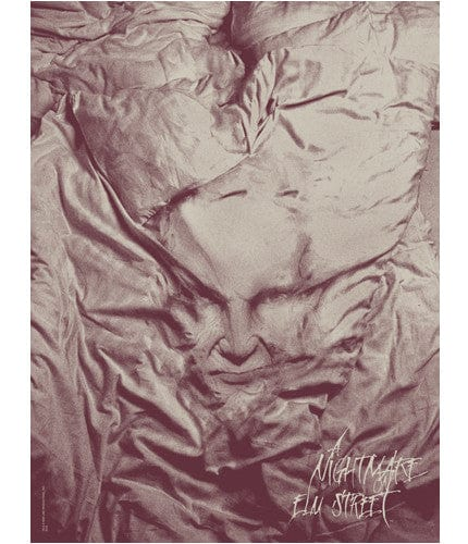 A Nightmare on Elm Street Jay Shaw poster