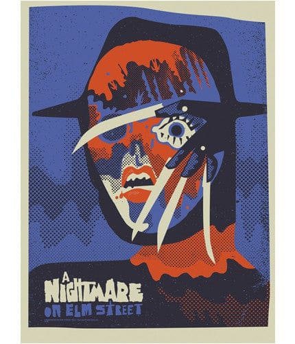 A Nightmare on Elm Street We Buy Your Kids poster