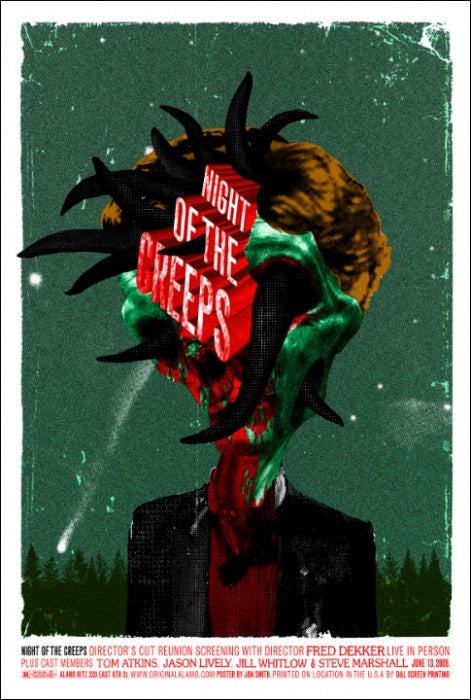 Night Of The Creeps Jon Smith poster