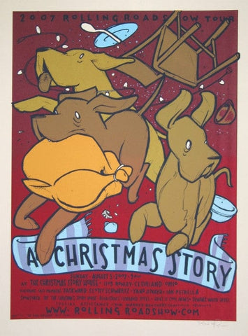 A Christmas Story Jay Ryan poster