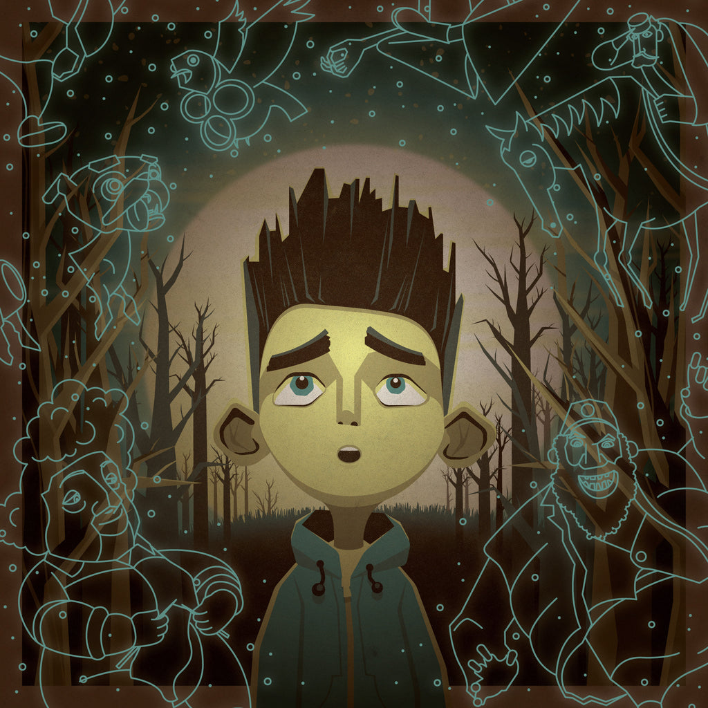ParaNorman Original Motion Picture Soundtrack 2XLP