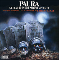 Paura nella città dei morti viventi  Original Motion Picture Soundtrack CD