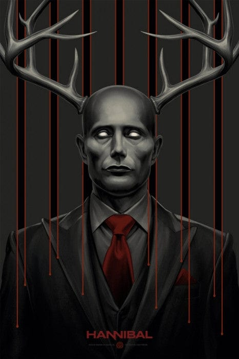 Hannibal PCC Phantom City Creative poster