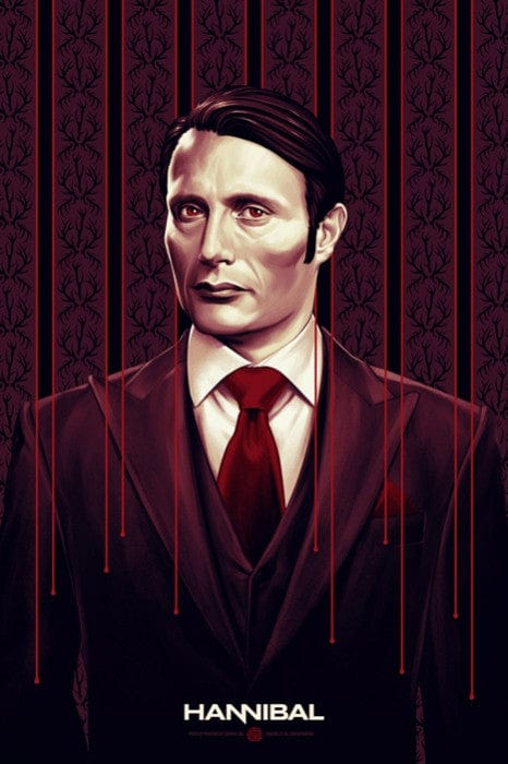 Hannibal PCC   Variant Phantom City Creative poster
