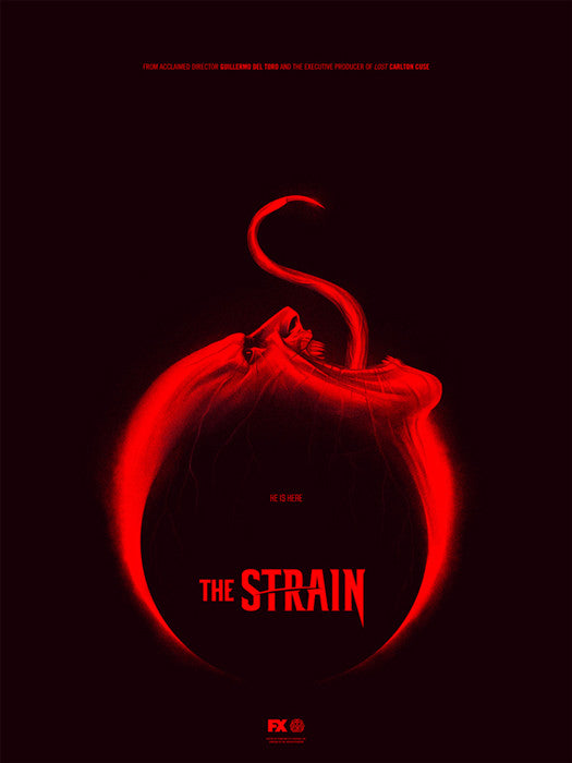 The Strain Version 2 Phantom City Creative poster