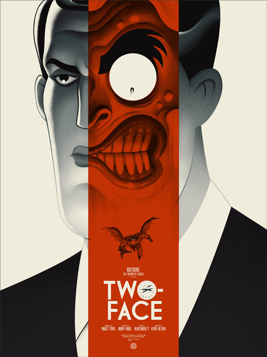 Two Face Phantom City Creative poster