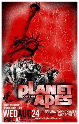 Planet Of The Apes Bobby Dixon poster