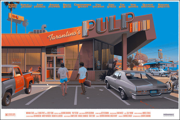 Pulp Fiction (Timed Edition)