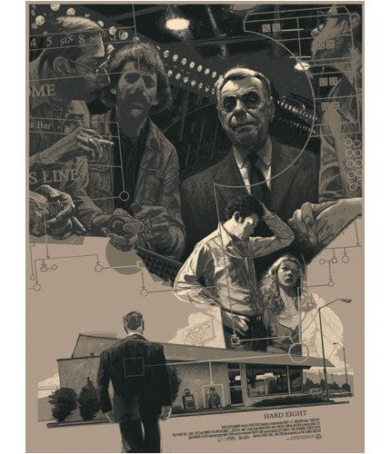 Hard Eight Rich Kelly poster