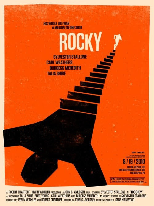 Rocky Olly Moss poster