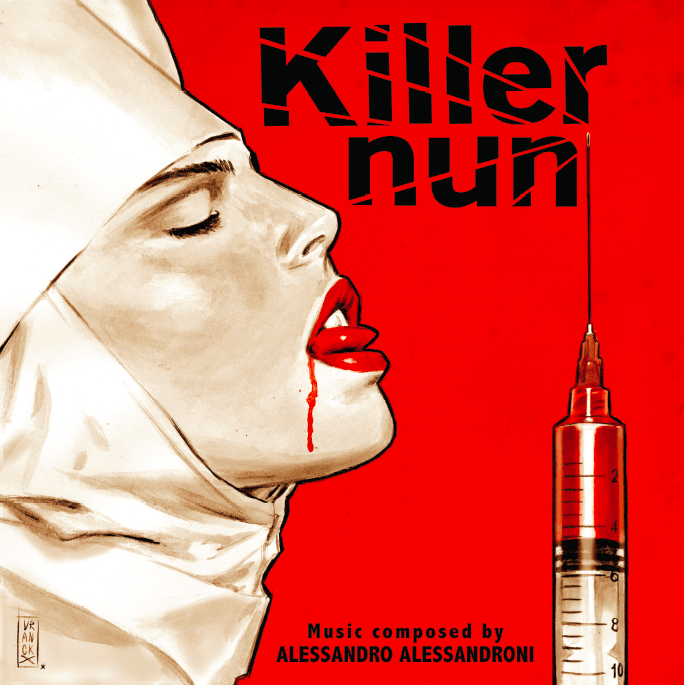 Killer Nun Original Motion Picture Soundtrack LP